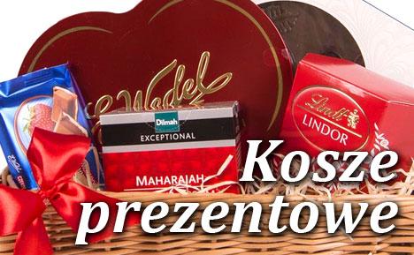 Kosze prezentowe Warszawa Ursynów